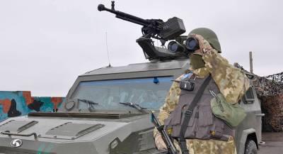 Кто слепит украинцев в Донбассе лазером