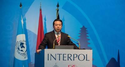 Пропавшего главу Интерпола заподозрили в коррупции