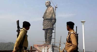 Самую высокую статую в мире представят в Индии