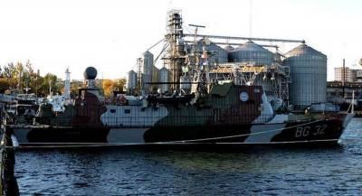 «Мощнейший» корабль Украины высмеяли в Сети