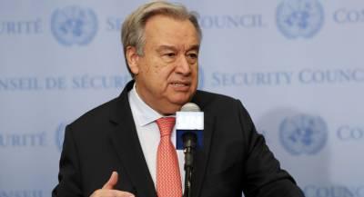 Генсек ООН осудил похищение детей в Камеруне