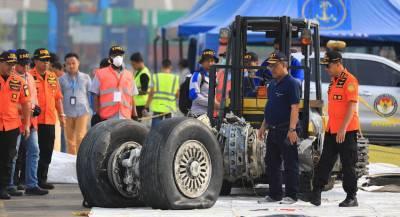 Расшифрованы данные чёрного ящика индонезийского Boeing