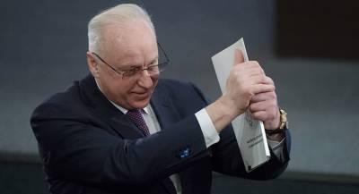 Глава СК отстранил руководителя Приморского управления