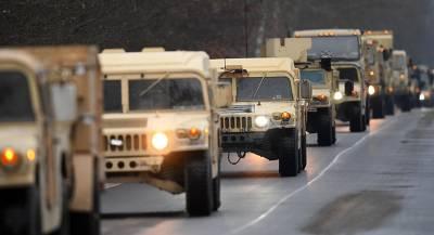 Эксперты оценили траты США на военных рядом с Мексикой