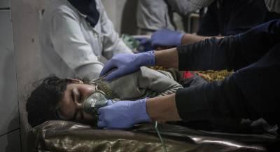 Дети погибли при ударе коалиции по Сирии
