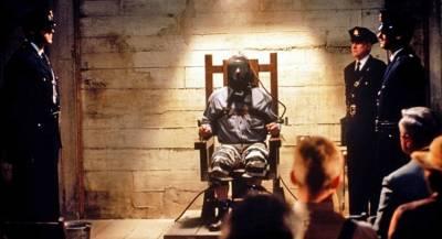 Как в Америке казнят убийц