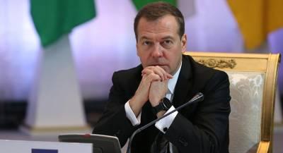 Медведев рассказал о правильном питании