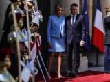 Семья президента: Эммануэль Макрон