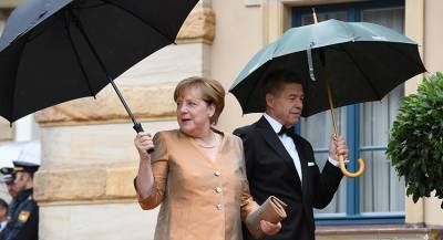 Семья канцлера: Ангела Меркель