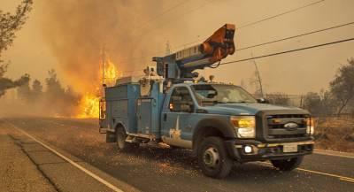 Жертв лесных пожаров в Калифорнии стало больше