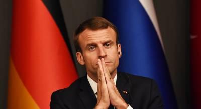 Президент Франции призвал укрепить оборону Европы