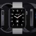 Xiaomi представила «розумні» годинник, схожий на Apple Watch, за $ 185