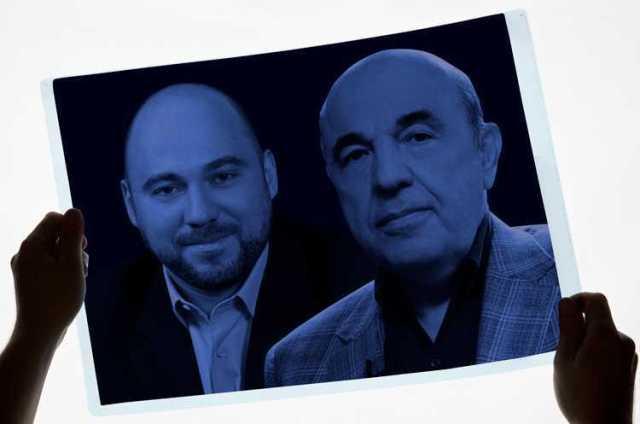 Вадим Столар та його однопартієць Вадим Робинович мають близькі стосунки