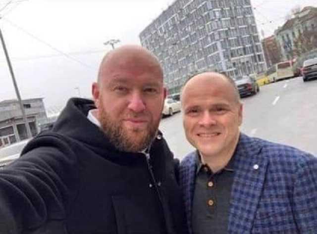Гольдман та Радуцький