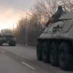 Російські війська стали великим табором недалеко від кордону з Україною – розслідувачі