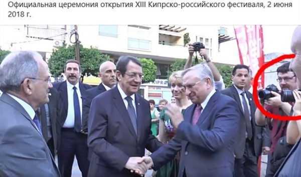 Агент Борыславский. Кто продвигает «православие головного мозга» на Кипре
