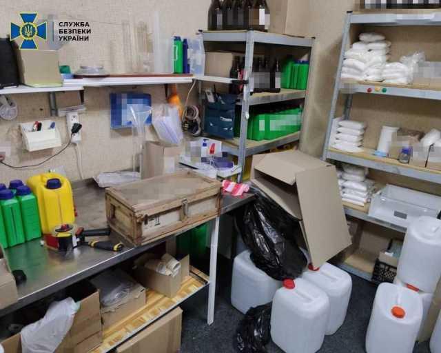 Breaking Bad по-украински. Полиция накрыла нарколабораторию организованную профессором химии