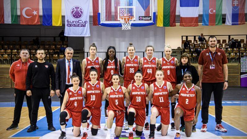 Баскетбол: «Прометей» знову програв у Кубку Європи ФІБА