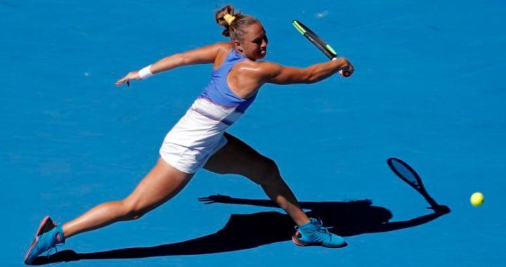 Теніс: Бондаренко поступилася у другому колі турніру в Абу-Дабі