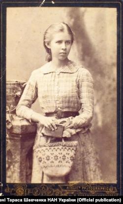 Лариса Косач (Леся Українка). Одеса, 1888 рік