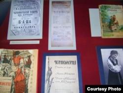 Навіть експозиція в Краснодарському музеї свідчить, що Кухаренко був українським письменником