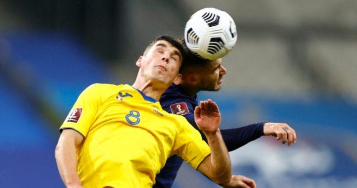 Футбол: збірна України втратила перемогу в поєдинку з фінами