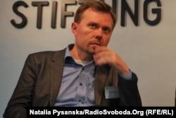 Андрій Портнов, професор історії України в Європейському університеті Віадріна, що у німецькому Франкфурті-на-Одері