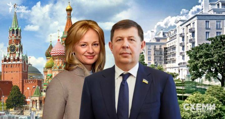 Підсанкційний Тарас Козак вдвічі збагатів і не задекларував цивільну дружину – «Схеми»