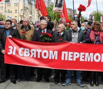 Поліція повідомила про результати святкувань 9 травня