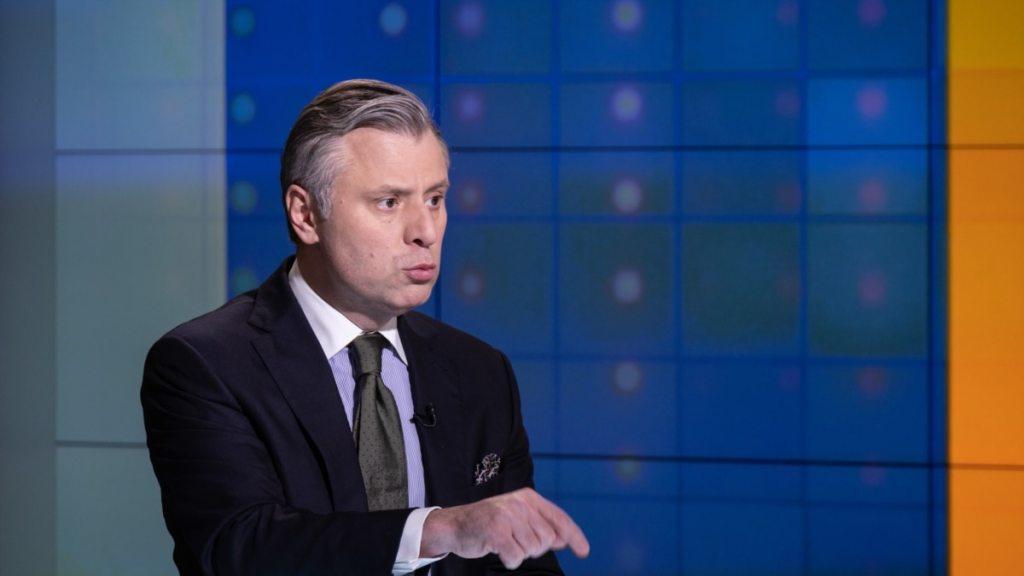 Вітренко планує тиснути на «Газпром», зокрема, в арбітражах