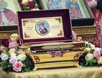 рака князя Владимира