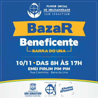 """Bazar beneficente"","