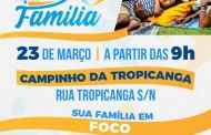 """Boiçucanga recebe """"Ação em Família"""" neste sábado"""