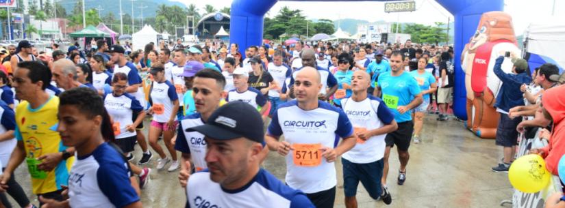 I Etapa do Circuito Caraguá de Corrida de Rua recebe mais de 2 mil competidores