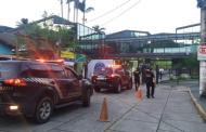 Vídeo mostra ação da Policia Federal em Ilhabela. TJ afasta Tenório do cargo