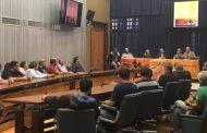 Prefeitura de Caraguatatuba e Colônia de Pescadores participam de audiência pública na Assembleia Legislativa de São Paulo