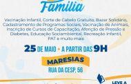 """Prefeitura de São Sebastiao promove  """"Ação em Família"""" em Maresias"""
