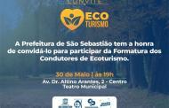 Prefeitura de São Sebastião realiza formatura de condutores de Ecoturismo