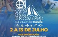 Mais de 200 atletas representam Ubatuba nos Jogos