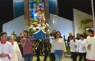 Festa de São Pedro Pescador tem procissão, missa campal e muito show no bairro Massaguaçu