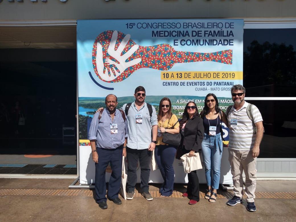 Prefeitura de Ilhabela apresenta três trabalhos científicos durante Congresso Brasileiro de Medicina da Família e Comunidade