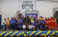 Delegações campeãs são premiadas em cerimônia de encerramento dos Jogos Regionais