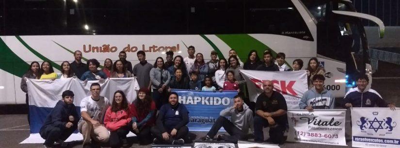 Hapkido de Caraguatatuba é destaque em campeonato Mundial em Curitiba