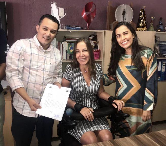 Prefeitura de São Sebastião solicita emenda parlamentar para projetos voltados a pessoas com deficiência