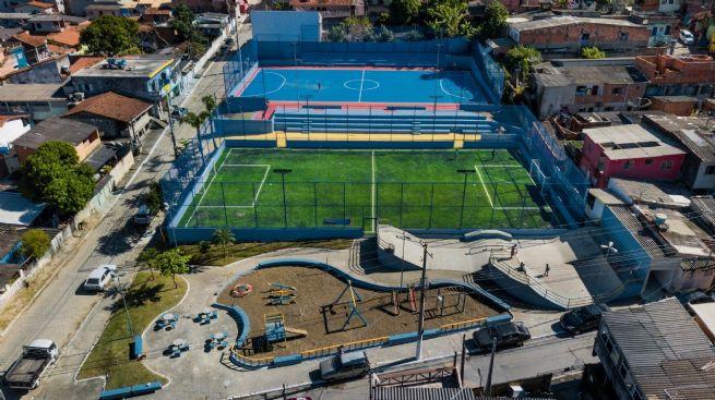 Prefeitura de São Sebastião promove a 1ª Copa Olaria de Futebol Society