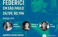 Silvia Federici dialoga com pensadoras e militantes em São Paulo