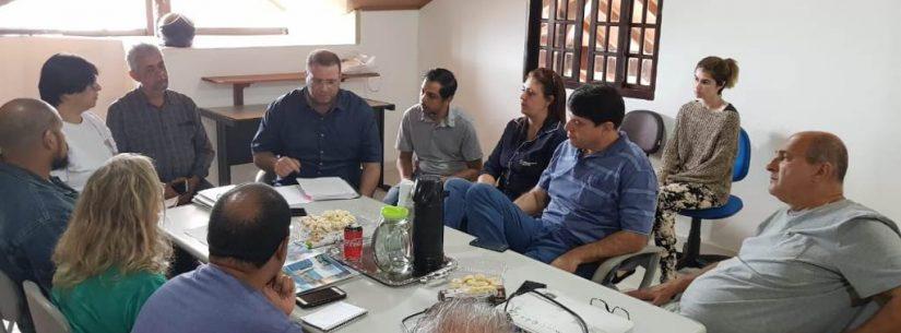 Prefeitura de Caraguatatuba apresenta proposta de projetos turísticos para o Comtur