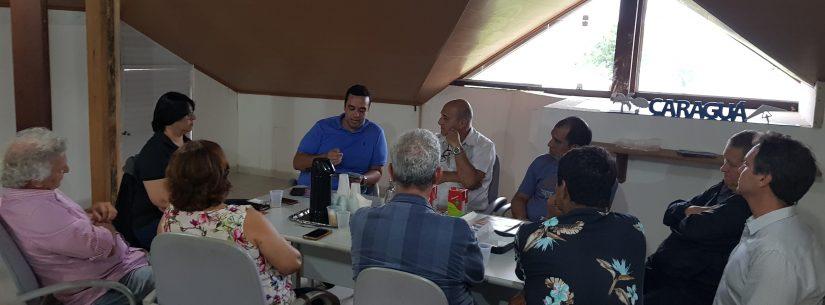 Secretaria de Turismo de Caraguatatuba apresenta próximas medidas para integrantes do Comtur