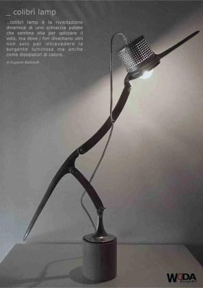 Colibrì Lamps