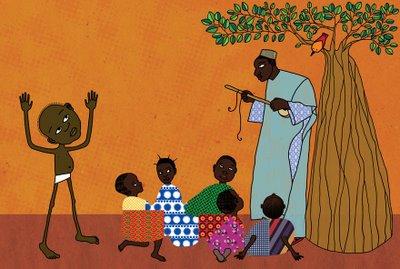 Oralidade e cultura africana